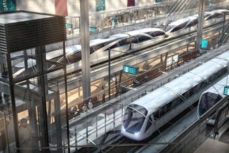 Qatari PM visits Doha Metro Red Line North project