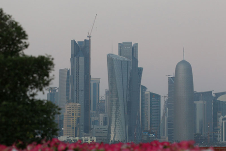 F-Ring Road in Doha nearing completion