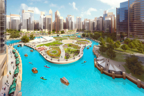 World's largest manmade lagoon slated for India
