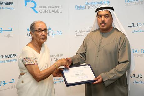 Dubai Chamber CSR Label awarded to 13 companies