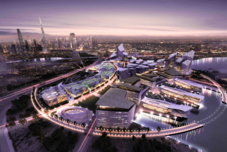Huge interest in Tecom's Dubai Design District