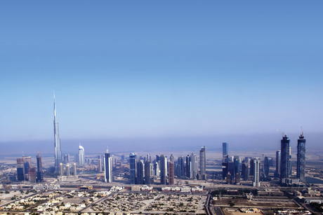 Dubai residential property suffers oil price slump