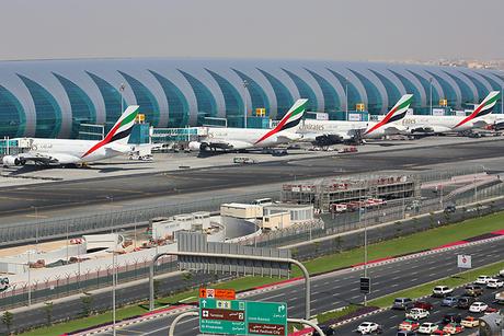 Dubai International to cut flights by 26%