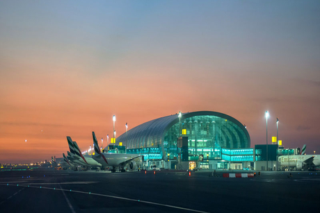 Video: Dubai runway work on track for July finish