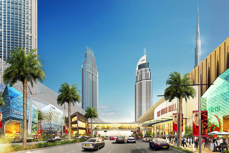 Dutco Balfour Beatty wins $380mn Dubai Mall deal