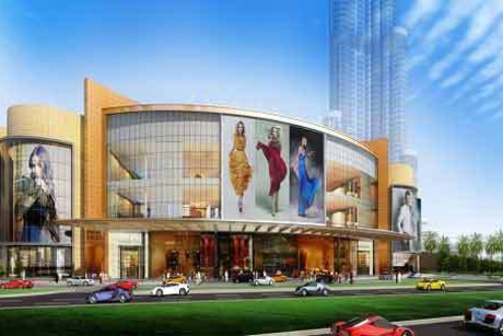 Concrete firm engaged on Dubai Mall expansion