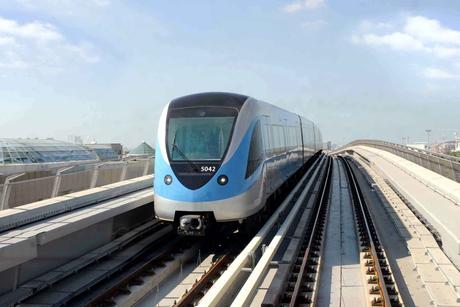 Serco confirms $575m Dubai Metro deal