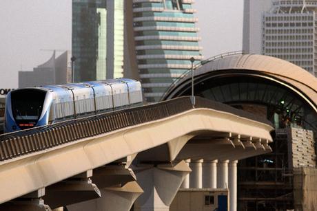 Passengers on Dubai Metro up in Q1