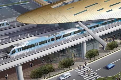 Expansion plans revealed for Dubai Metro