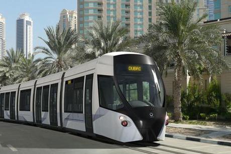 Cycle track to be built alongside Dubai Tram
