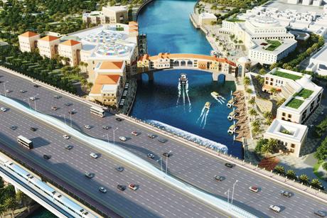 Roadwork in Jumeirah starts for $545m Dubai Canal
