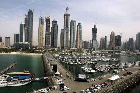 Dubai real estate further softens in Q3 2015