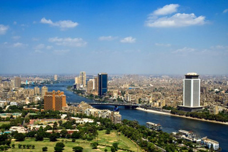 Construction work on track for Egypt's new capital