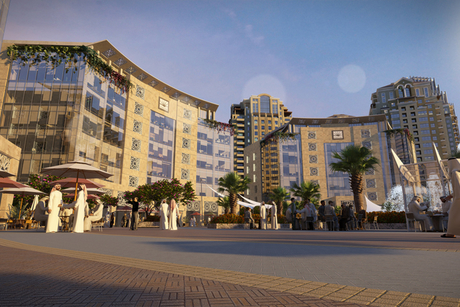 ACC awarded Emaar Square contract