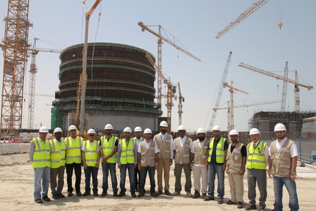 Emirates Steel ships first nuclear grade steel