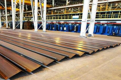Emirates Steel begins production of sheet pile