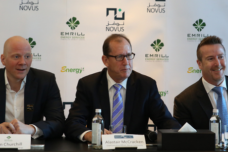 Novus launches community energy saving program