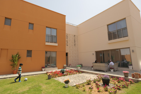 Estidama villa on show at Cityscape Abu Dhabi