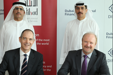 Etihad ESCO signs agreement with DIFC