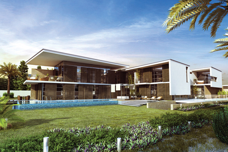 Damac launches sales of first FENDI-styled villas