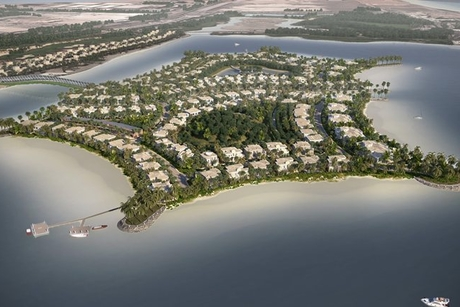 Falcon Island developer appoints green architects