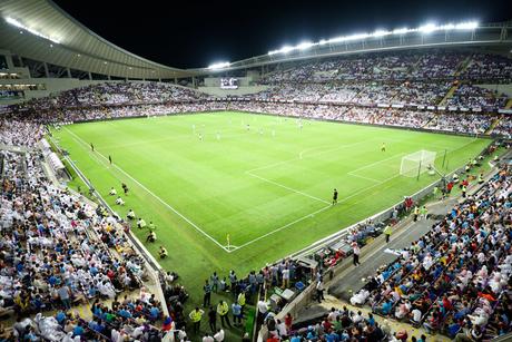 Construction: Football Oasis