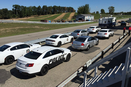 Ford Police Interceptor retains crown in US trials