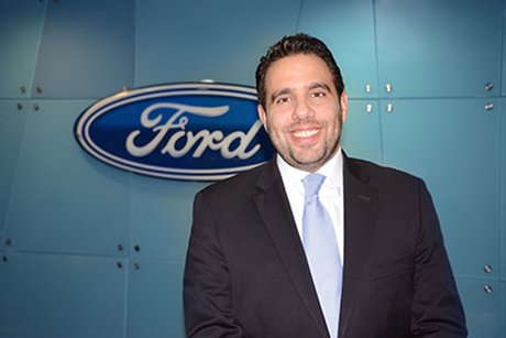 Ford Middle East appoints Thierry Sabbagh as MD