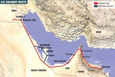 Project study underway to analyse 2,117km GCC Rail
