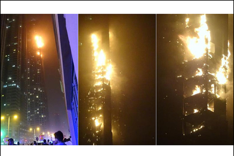 Free hotel stay for fire-hit Torch Tower residents