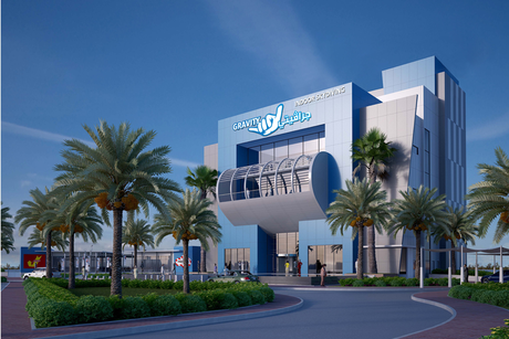Cluttons to open retail units at Bahrain's Gravity