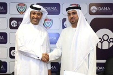 UAE soccer chief welcomes FM deal with Idama