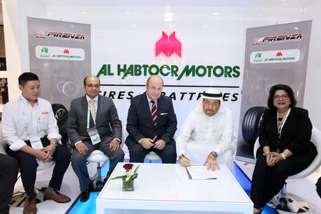Habtoor appoints first Sumo tyre dealer in Saudi