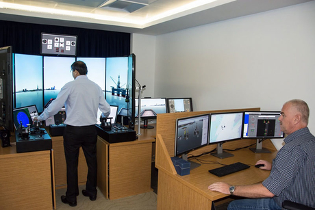 First ship-handling simulator delivered to Qatar