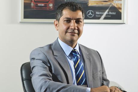 Inside the region's largest Mercedes-Benz workshop