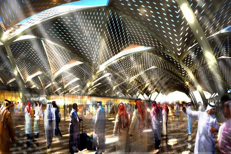 Haramain high-speed link on track for 2015 finish