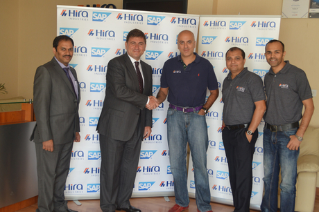 Hira deploys SAP technology to improve service