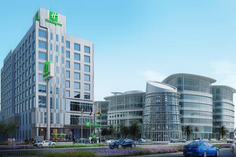 Holiday Inn Doha on track to hit original deadline