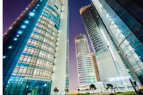 Three-tower Hydra Avenue on Reem Island completed