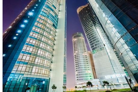 Three-tower Hydra Avenue on Reem Island completed