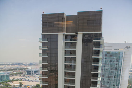 In pictures: Capital House, Abu Dhabi