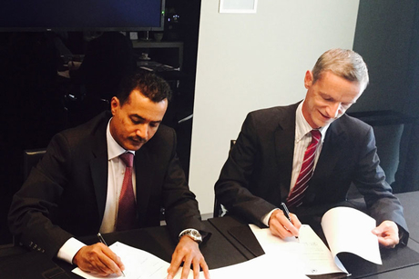 Dhofar Global inks agreement with QTS Italy