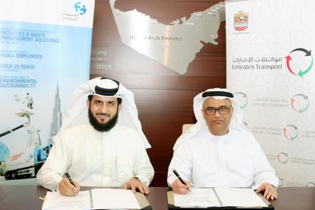 Emirates Transport scoops Imdaad fleet contract