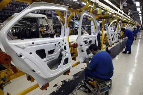 Daimler within months of deal with Iran Khodro