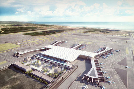 Loans allocated for Istanbul's third airport