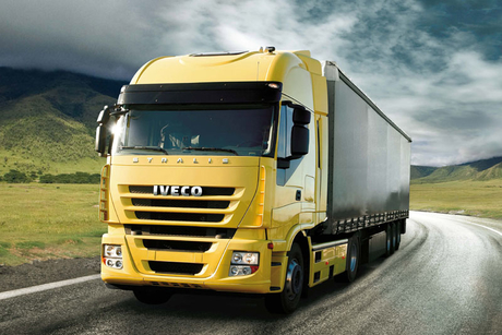 LNG-powered Iveco Stralis makes big fuel savings