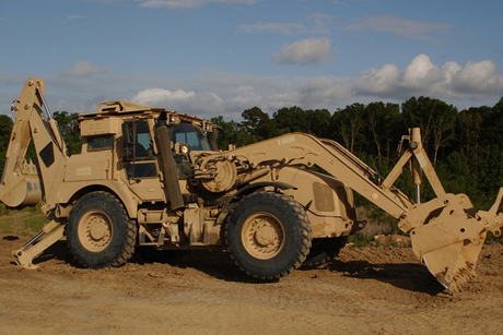 JCB to supply more high-speed backhoes to US Army