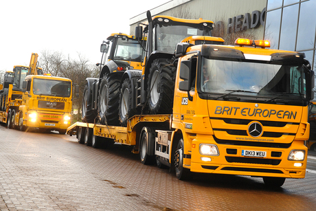 JCB dispatches fleet for UK flood relief efforts