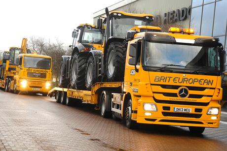 JCB dispatches fleet for UK flood relief efforts