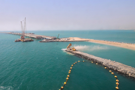 Revealed: Jebel Ali Port Terminal 4 to cost $1.6bn
